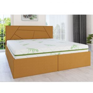 Upholstered bed № 0609488