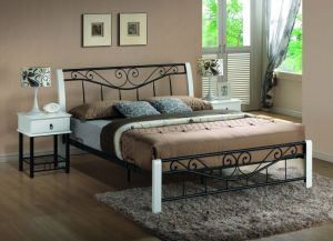 Upholstered bed № 0617669