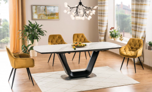 Extendable dining table № 061 701