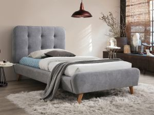 Upholstered bed № 0605010201278