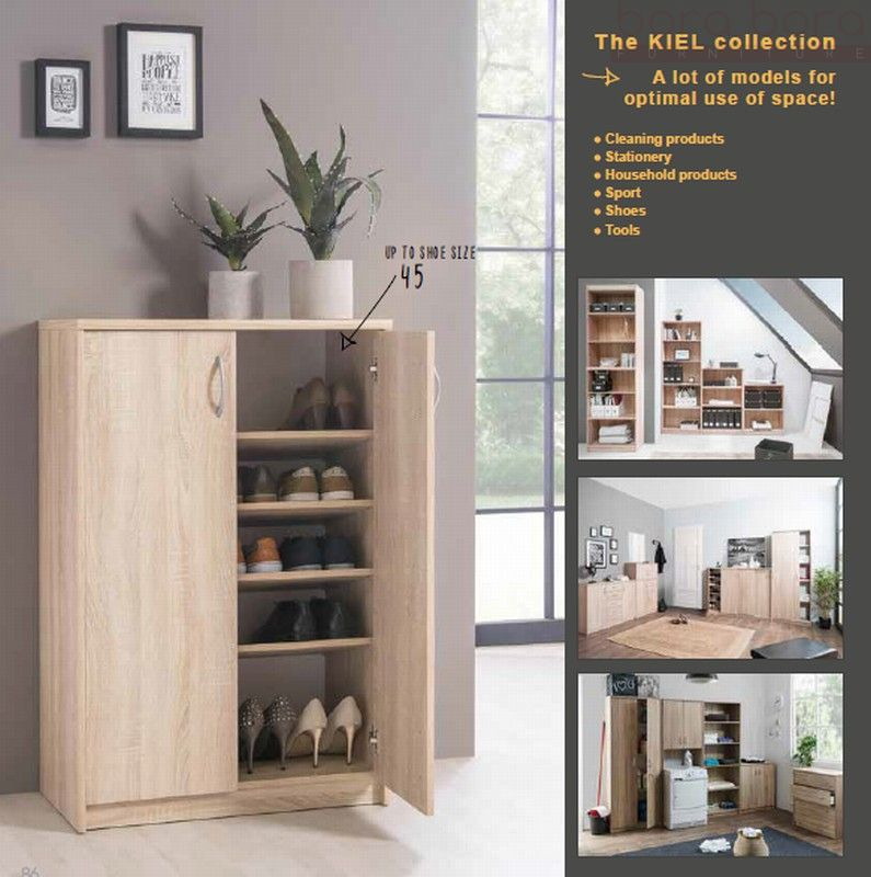 cabinet with two doors № 0603171