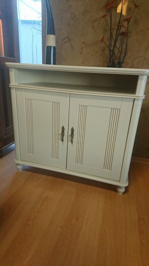 TV cabinet with two doors and niche № 0608121