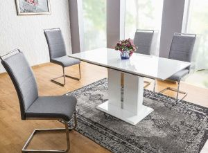 Extendable dining table № 061 748