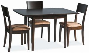 Extendable dining table № 061 754