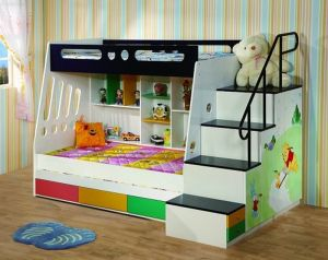 The three-storey bed № 060 280