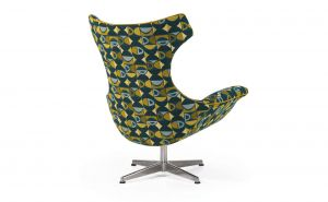 Upholstered armchair № 0605010202