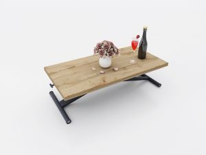 Transforming coffee table № 060502231487