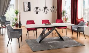 Extendable dining table № 061 760